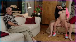 BLUE PILL MEN - Old Men Show Young Teen Jennifer aka Crystal Rae A Good Tim
