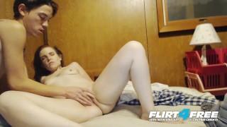 Lynn and Sergio on Flirt4Free - Amateur Couple Sucks and Fucks on Cam