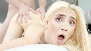 ExxxtraSmall - Blonde Petite Teen Gets Pussy Plowing
