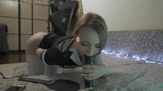 Detroit: Become Human. Kara fucking hard