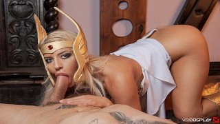 VRCosplayX.com Big Titted Princess Adora Will Do Anything For Her People
