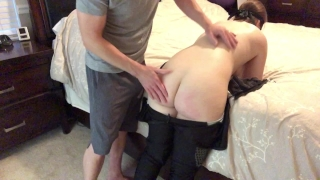 Hunger Games - Katniss Caught Stealing gets spanked and fucked