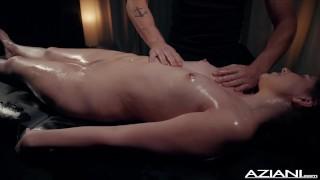 Sexy oil Massage
