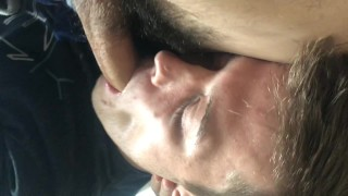 Intimate HD Morning Blowjob+Facial