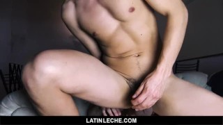 LatinLeche - Hot Latino Gettins Sucked and Fucked For Cash