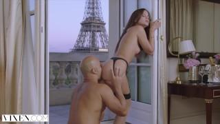 VIXEN Little Caprice Cheats In Paris