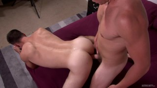 ActiveDuty Raw Anal Sex For Young Straight Military Best Friends