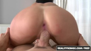 Reality Kings - Jessica Swan loves free rent and anal