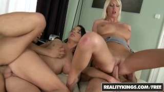 Reality Kings - Euro Sex Party foursome