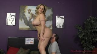 Madame Eva Takes a Slave - Eva Notty - Femdom