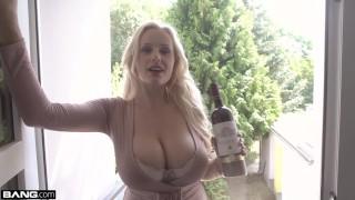 Glamkore - blonde nympho angel wicky anal sex