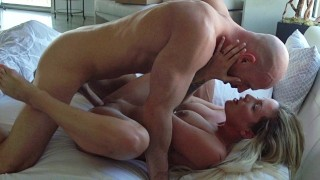 Hot Couple has Passionately Hard Morning Sex