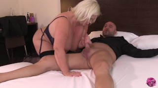 LACEYSTARR - Room Service Waiter Gets Revenge Fucked