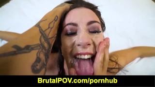 Brutal POV - Natalie Brooks - Excited For Domination