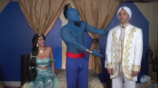 Behind The Scenes of Aladdick
