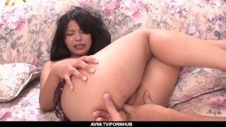 Eririka Katagiri loves her youngest step son´s cock in - More at 69avs com