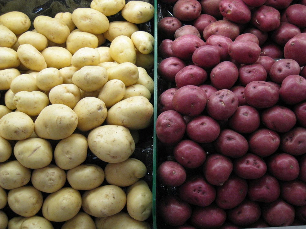 Potato Varieties and How To cook Them