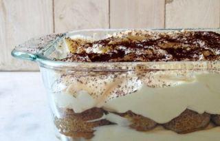 Italian Tiramisu Cheesecake Recipe