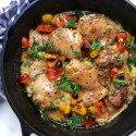 Chicken In White Wine Recipe