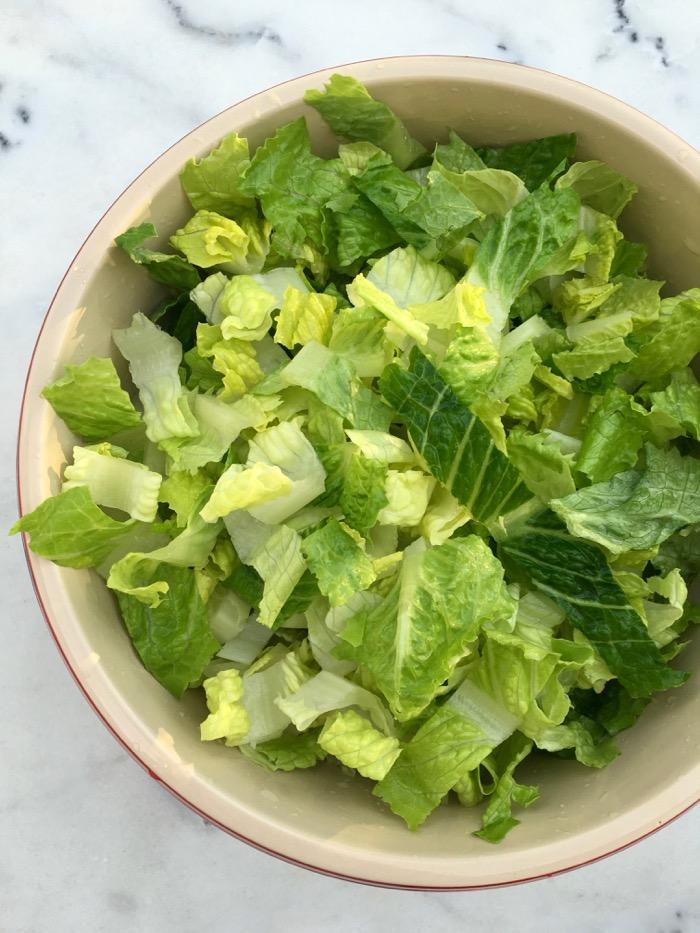 Homemade Caesar Salad Recipe ( Easy) - Ciao Florentina