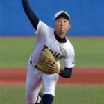 藤嶋健人(東邦)の球速や変化球が凄い!中学やドラフトの噂も検証!