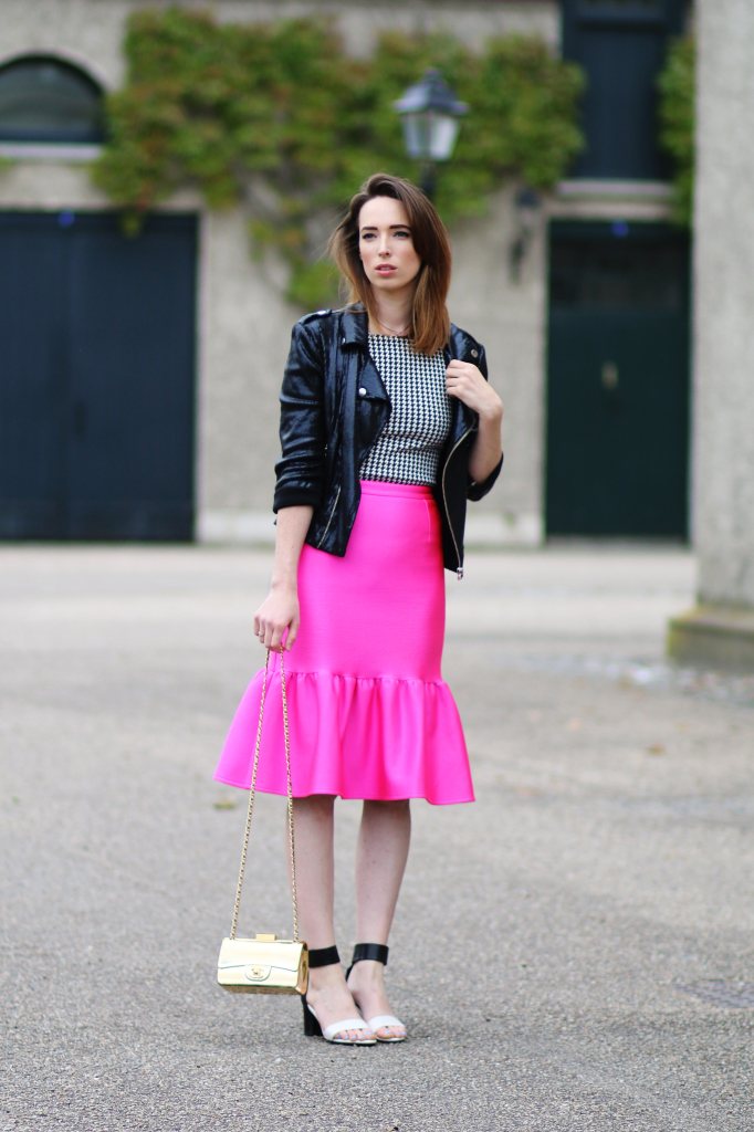 Style Diary Party Season Pinks - Ciara O\u0027 Doherty