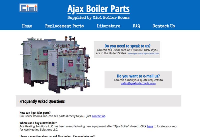 Boiler Furnace Parts - Facias