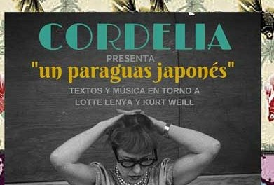 31MAR · JAZZ SESSION #1 · CORDELIA