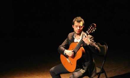 10 OCT · ANUNCIACIÓN · Recital de guitarra Clásica · Antoine Morinière