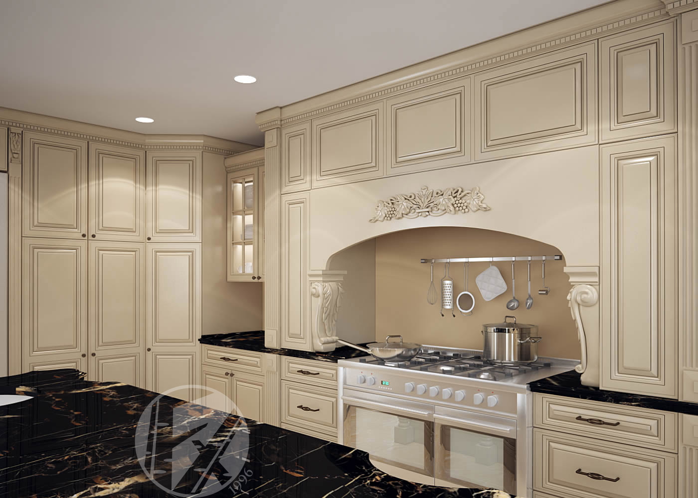 Popular Kitchen Cabinet Colors Kitchen Cabinets
