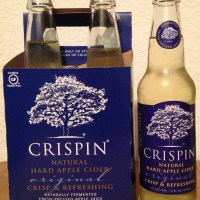 Hard Cider Review: Crispin Natural Hard Apple Cider