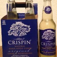 Hard Cider Review: Crispin Natural Hard Apple Cider