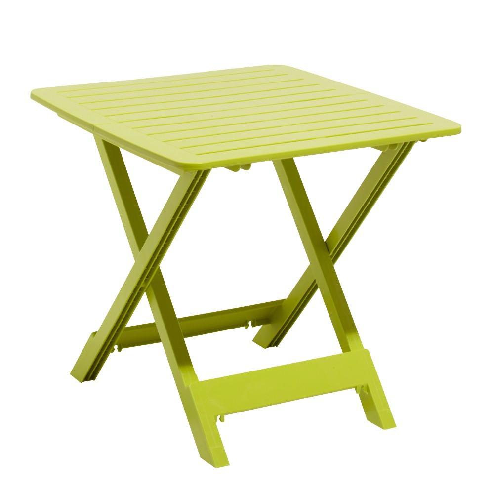 Salon De Jardin Plastique Vert | Comment Nettoyer Une Table De ...