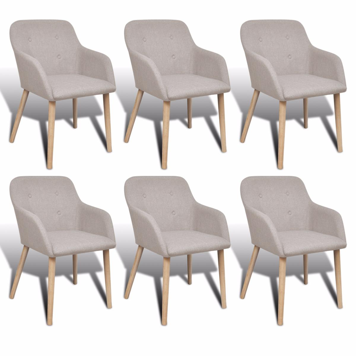 Lot Chaise Scandinave Lot De 6 Chaises Scandinave