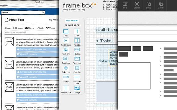 7 Ferramentas Wireframe para Design Mobile e Web
