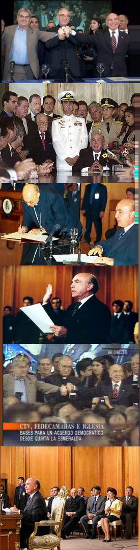 Carmonazo - Golpe de Estado 11 Abril 2002