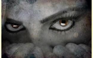 olhos medo