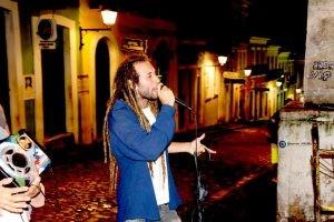 Uri Menezes: a surpresa da apresentação causa um impacto que muda o dia da pessoa
