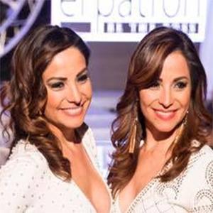 Letizia y Silvia Romero