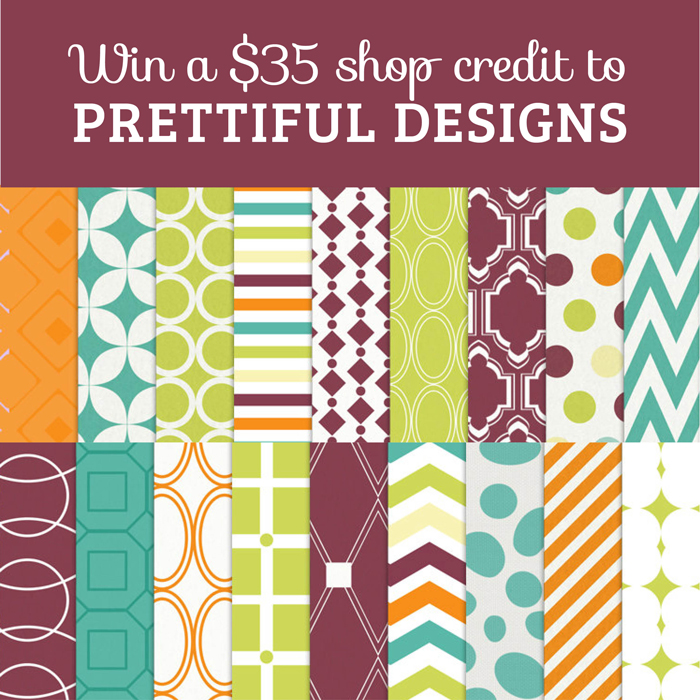 Prettiful Designs Giveaway