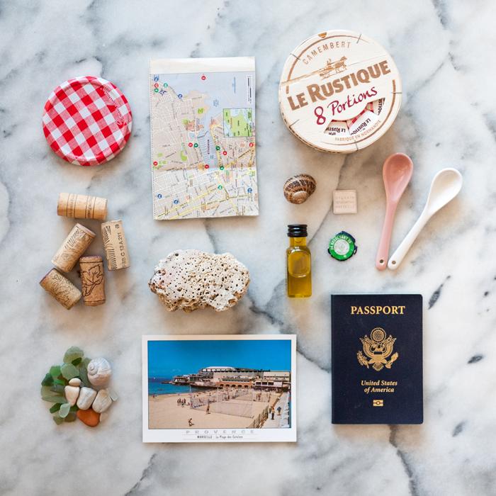 Travel Memorabilia