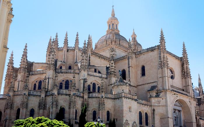 Segovia Spain Madrid Day Trip 13