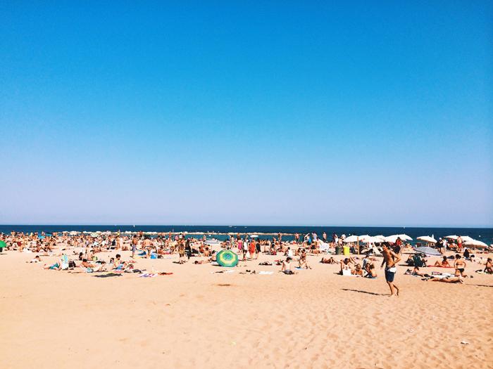 Playa-Sant-Sebastia-Barcelona-Spain-Beach