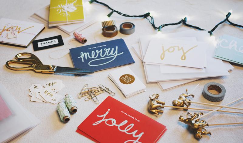 Ciera Design Holiday Cards + Black Friday Sales