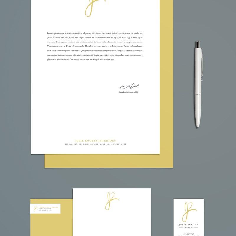 Design Portfolio: Julie Rootes Interiors