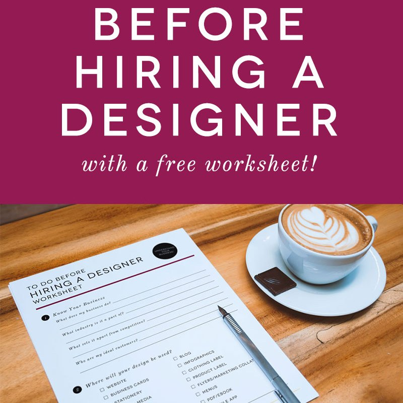 5 Things to Do Before Hiring a Graphic Designer