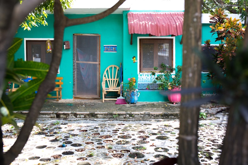 Colorful Homes Tulum