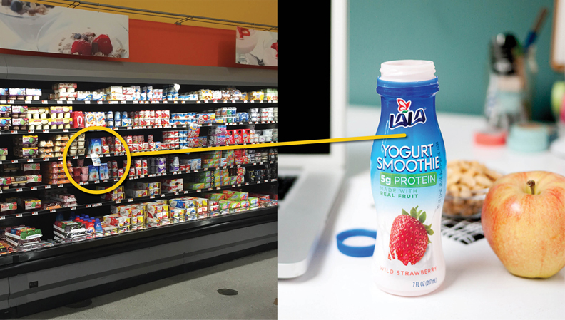 Stock up on smart snacks!