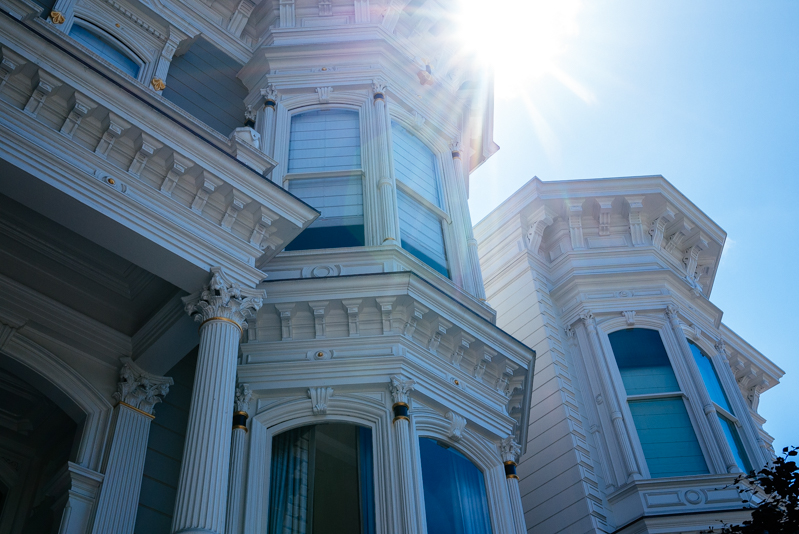 San-Francisco-Travel-Guide-Victorian-Home-Architecture