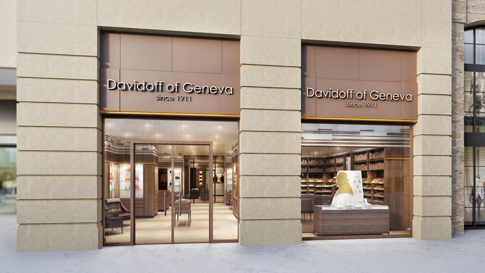 Cigar News Davidoff To Open Flagship Store In Houston Texas